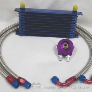 9 Rows Oil Cooler