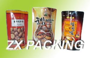 Plastic Aseptic Food Packaging Bag pictures & photos