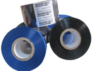 FC3 Type Black Color 25mm*120m Hot Stamping Tape Print Number for Coding Machine
