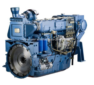 Wd615/Wd10 Series Marine Engine, 176-240kw, Weichai pictures & photos