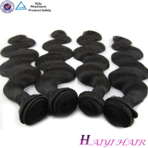 Virgin Hair Body Wave Human Hair Weaving