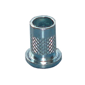 Flat Head Knurled Rivet Nut