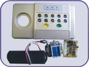 Safe Lock Spare Parts Electronic System (MG-26) pictures & photos