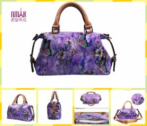 China Embroidery Butterfly Print Flower Hobo Purse Hobo Handbags Shoulder  Bags - China Hobo 9d873050add3f