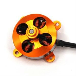 China Mystery A2204-14 1400kv Brushless Outrunner Motor for Indoor