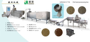 Pet Food Machine (TSE65-P)