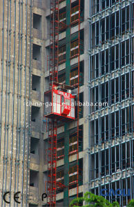Gaoli Good Performance Vertical Freight High Speed Lifting Equipment / Elevator pictures & photos