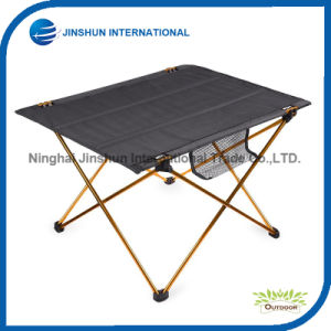 Super Lightweight Aluminum Alloy Outdoor Camping Folding Table pictures & photos