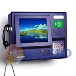 Wall Mounted Information&Payment Kiosk (KVS-9206H)