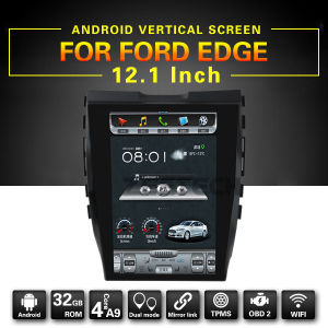 Zestech   Inch Android   Vertical Screen Multimedia For Ford Edge Capacitive Touch Screen Gps Navigation