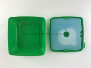 FDA Certificated Lunch Box Sandwich Box with Ice Pack pictures & photos