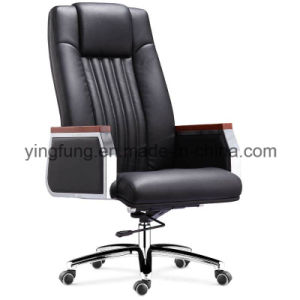 Outstanding Modern Pu Leather High Back Office Executive Chair Black 9520 Gmtry Best Dining Table And Chair Ideas Images Gmtryco