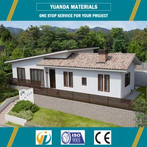 Good Quality Light Steel Structure Villa pictures & photos