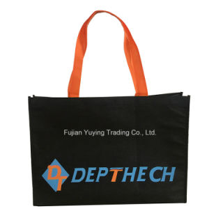 Customize Fashion Non Woven Shopping Tote Bags (YYNWB080)