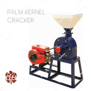China Supplier Palm Nut Sheller / Palm Kernel Shelling Machinery