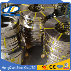 ASTM 201 202 304 310 430 Cr Hr Stainless Steel Strip From Factory pictures & photos