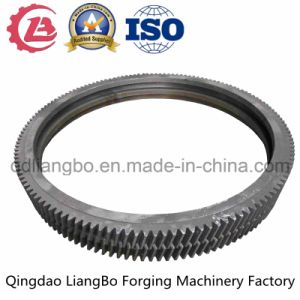 Large Gear Ring for Machining Parts
