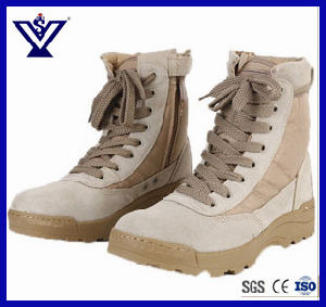 Hot Sale Desert Boots Military Tactical Boots (SYSG-201831) pictures & photos