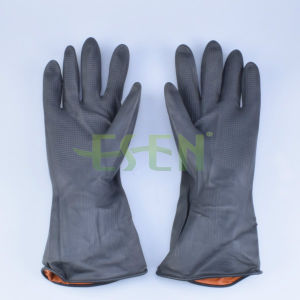 Wholesale Industry Gloves for Hand Worker Rubber Gloves pictures & photos