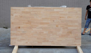 Rubber Wood Finger Joint Board Used For Furniture