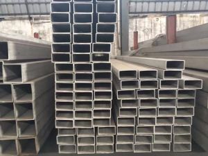 304/304L Square Stainless Steel Pipe