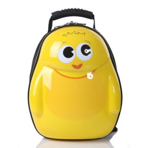 15 Inch Children Bag Cute Cartoon Hard Bag Backpack Kindergarten Pupils and Eggshell pictures & photos