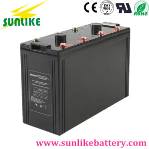 2V1200ah Deep Cycle Lead Acid Battery for Solar Wind pictures & photos