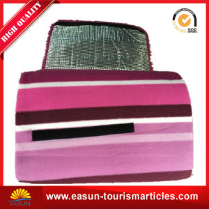 Hot Sale Promotion Polyester Picnic Blanket BSCI pictures & photos