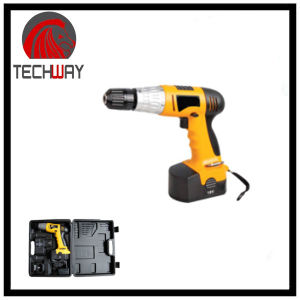 18V, 1200mA Ni-CAD Battery Cordless Drill pictures & photos