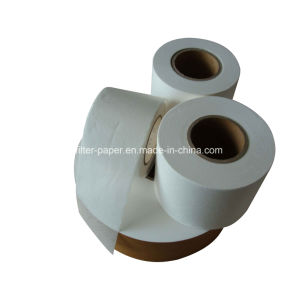 Nature White Hot Sale 145mm Roll Heat Seal Tea Bag Filter Paper