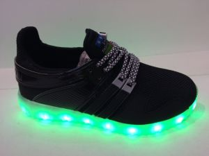 2016 New Style More Color LED Sport Boy′s Girl′s Men Women Shoes