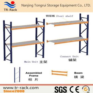 Warehouse Long Span Medium Duty Racking for Warehouse Storage pictures & photos