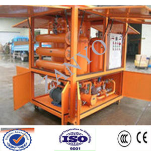 Ultra-High Voltage Insulating Oil Filtration Machine