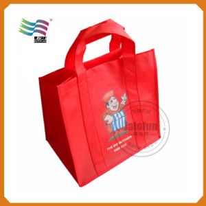 Promotional Cheap Customized Christmas Non Woven Funny Gift Bag pictures & photos