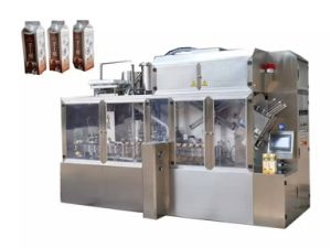 Milk Carton Filling and Capping Machine pictures & photos