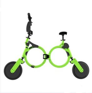 New Design Small E Mini Folding Bike