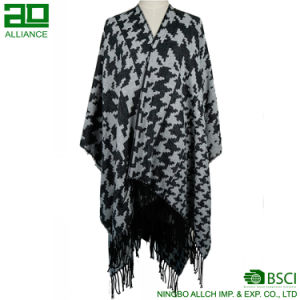 Houndstood Elegant Women Shawls Fashion Capes