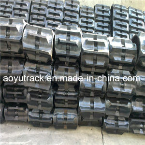 Rubber Tracks for Liulin Combined Harvesters pictures & photos