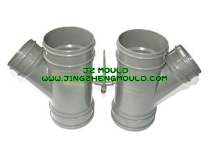 PVC 63mm Elbow Pipe Fitting Mold pictures & photos