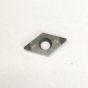 55 Degree Cerament Ceramics Diamond CNC Indexable Insert pictures & photos