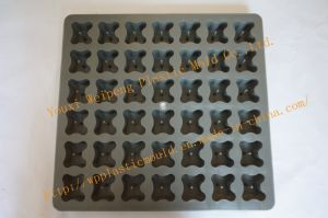 Plastic Injection Mould Concrete Spacers Mold for High-Speed Railway Application (MH30354042-YL)