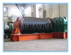 Wire Rope Drum for Crane pictures & photos