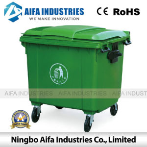 OEM Plastic Mold for Outdoor Dustbin