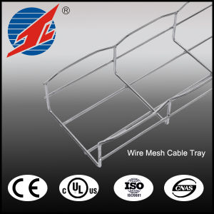 Wire Mesh Cable Tray with Ce cUL and SGS