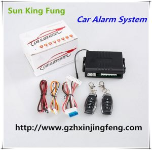 Auto Parts Car Alarm System Without Siren and Shock Sensor Auto Accessories  Remote Control Car Alarm System