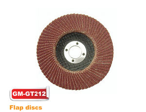 Flap Discs (GM-GT212) pictures & photos