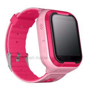 4G Smart Kids GPS Tracker Mobile Watch with Sos Function D49 pictures & photos