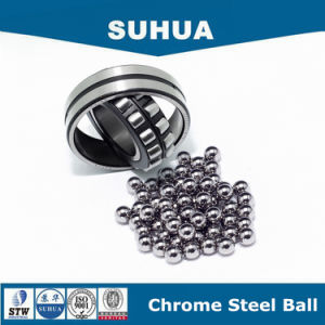 Used in Vibratory Finishing Suj-2 Chrome Steel Ball pictures & photos