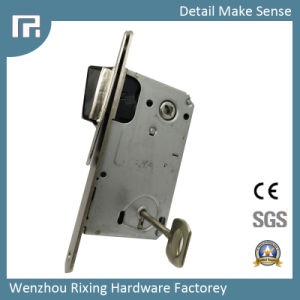 Magnetic Wooden Door Mortise Door Lock Body R05