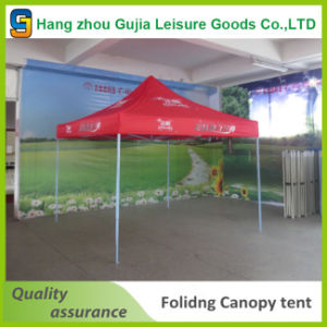 3X3m Custom Printed Durable Water-Proof Market Pop up Tent